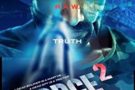 Catch Force 2 First Look Poster featuring John Abraham In Action