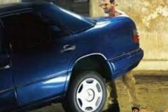 OMG: John Abraham Lifts A Car Weighing 1580 Kg In Force 2