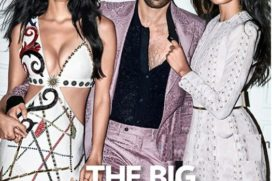 Ranbir Kapoor looks cool at Vogue Cover Page of September Issue