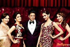 OMG! SRK To be Seen with Madhuri, Sridevi, Deepika & Sharmila Tagore in a TV Ad