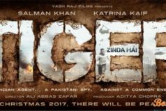 Catch the first look poster of Tiger Zinda Hai