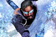 Ajay Devgn to launch Shivaay comic book at Comic Con Mumbai