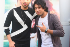 One-of-its-kind activity for Armaan Malik's 'Tum Jo Mile' song from SAANSEIN