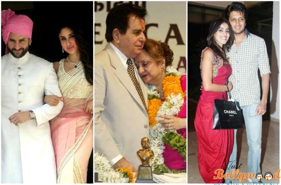 Bollywood Beauties who are elder than their hubbies