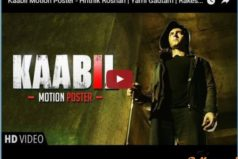 Catch Hrithik Roshan in Mysterious Avatar in the latest release Motion Poster of Kaabil