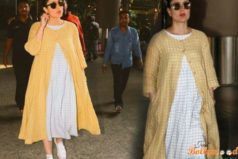 Catch Kareena Kapoor flaunting her baby bump in style