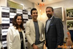 Shazé unveils world's first VENTING BOOTH at new store