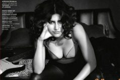 Catch Shruti Haasan appears smoking hot over GQ Magazine cover page