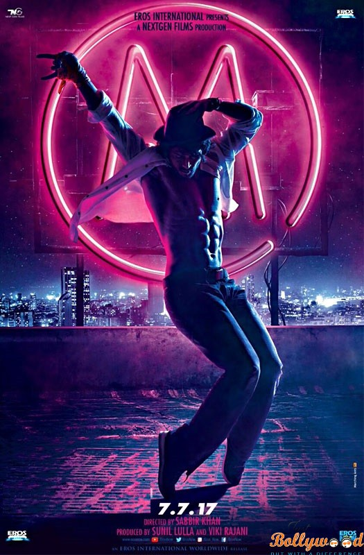 Photo of Catch First Look Of Tiger Shroff's Munna Michael Revealed
