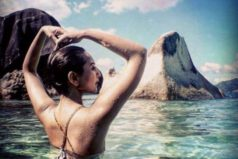 Catch Sonakshi Sinha in stunning avatar while having good time in her Seychelles Vacation