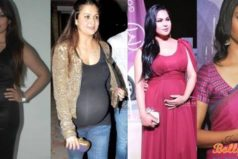 B Town Actresses who Got pregnant before their marriage