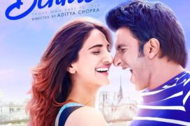 Catch Befikre New Poster – No Kissing This Time