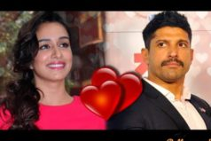 Finally Shraddha Kapoor Speaks up about living-in with Farhan Akhtar