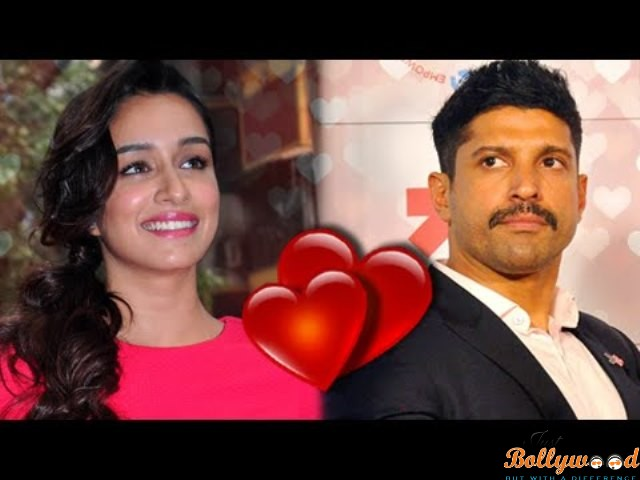 Photo of Is Farhan Akhtar Dating Shraddha Kapoor ?