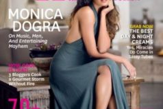 Catch Monica Dogra sizzling over Better Homes Cover page