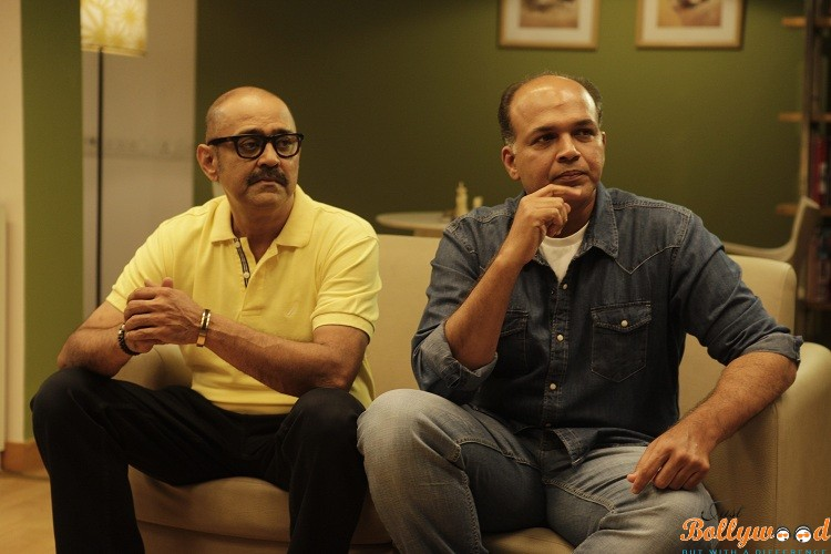 Photo of Ashutosh Gowariker 's role is actually playing himself in VENTILATOR as Bollywood Director – Kunickaa Sadanand