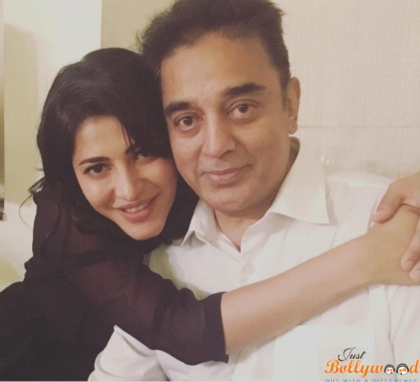 This Video Of Shruti Haasan Jamming With Father Kamal: Shruti Haasan Wishes Her Father Kamal Haasan On Her 63rd