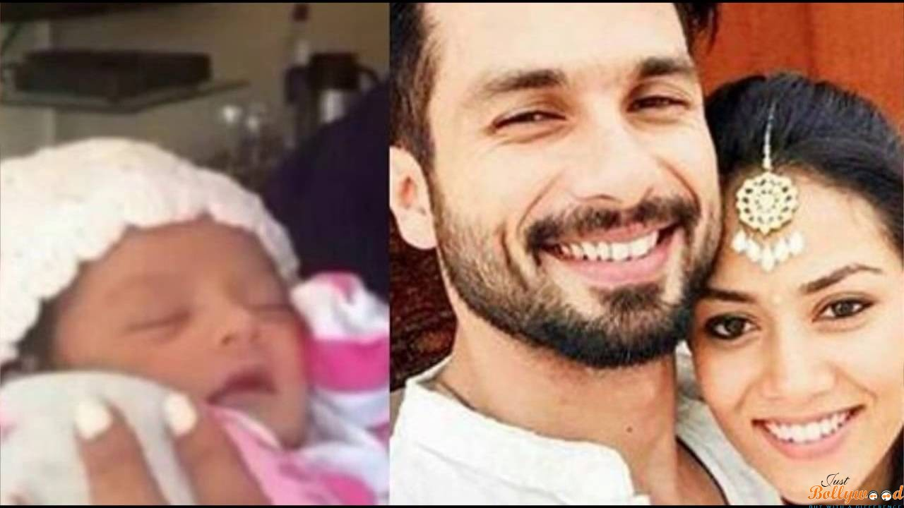 shahid-kapoor-with-his-daughter-and-wife
