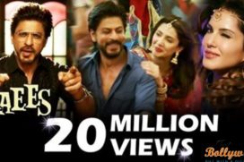 Whoa! Raees Trailer Gets 20 Million Views in less than 24 hours