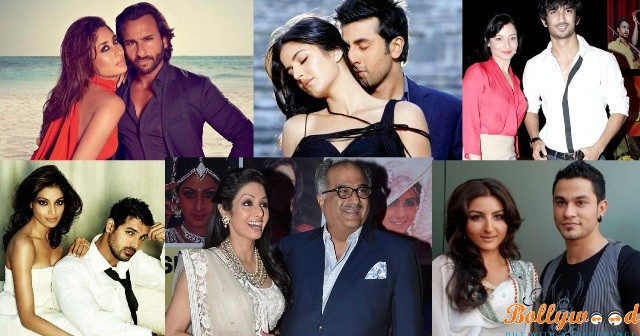 7 Committed Men in Bollywood