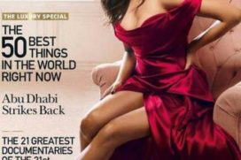 Anushka at GQ Magazine Cover page oozes loads of oomph factor