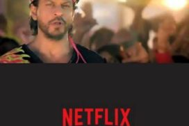 Netflix signs a deal with SRK's Red Chillies Entertainment