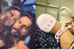 Shahid Kapoor ends the year 2016 on an adorable note posting Misha's tiny feet