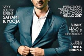 Catch Sushant Singh Rajput on CineBlitz Cover page