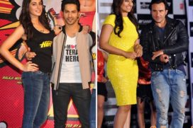 The Actual Height of Popular Actors in Bollywood