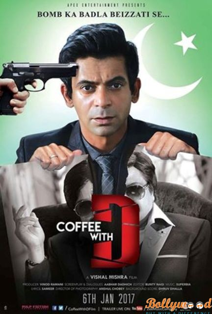 coffee with d poster, Nation Wants To Know