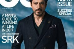 SRK reveals his birthmark on his bum which he himself hasn't seen it