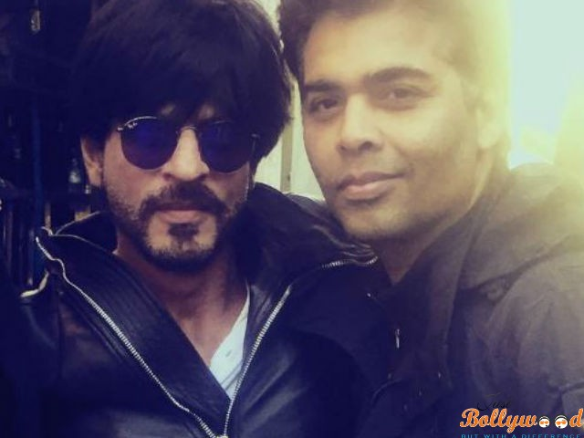 shah-rukh rejects karan johar movie offer