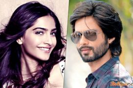 Shahid & Sonam Kapoor named as the hottest Veggie of B Town