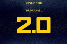 Catch the new poster of 2.0 giving something really unexpected