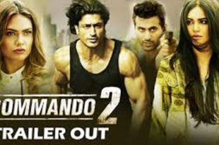Catch Action-packed Trailer of Commando 2