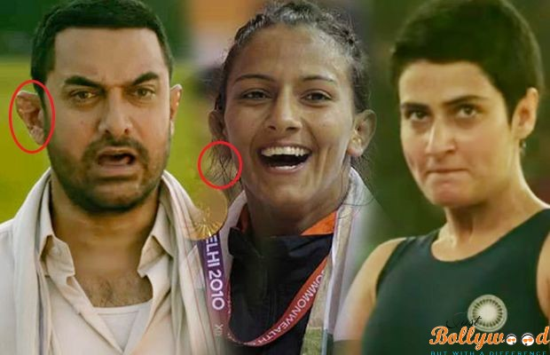 Dangal movie mistakes
