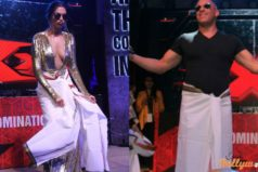 Catch Deepika Padukone making Vin dance on Lungi dance