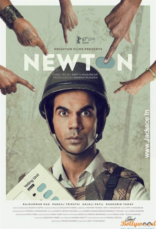 Newton First Look Poster 1