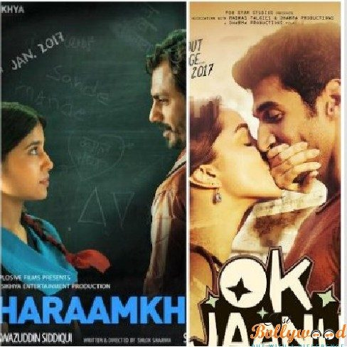 OK Jaanu And Haramkhor 1st day box office collection