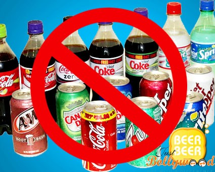 PVR and Cineplolis in South bans Soft Drinks