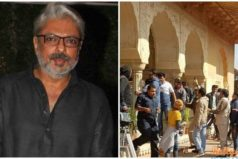 Sanjay Leela Bhansali assaulted by protestors in Jaipur at Padmavati set