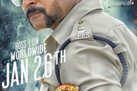 Singam 3 gets a U certificate, releasing on 26th January