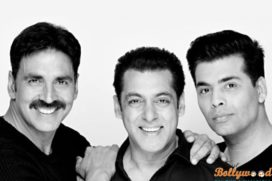 Check What Akshay Kumar Has To Say About Working With Karan Johar & Salman Khan