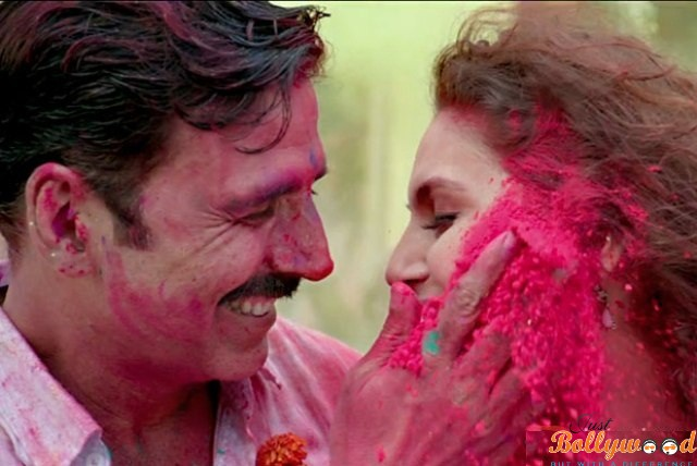 Photo of Catch Go Pagal Song Teaser From Jolly LL.B 2 featuring Akshay & Huma's amidst Crazy Holi Celebration