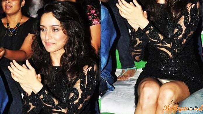 Oops Moments of Shraddha Kapoor