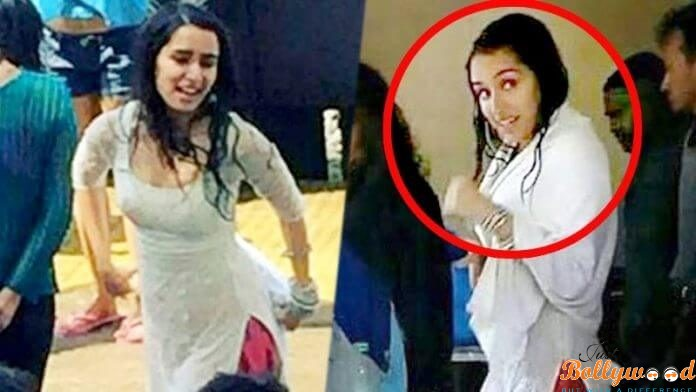 Oops Moments of Shraddha Kapoor 9