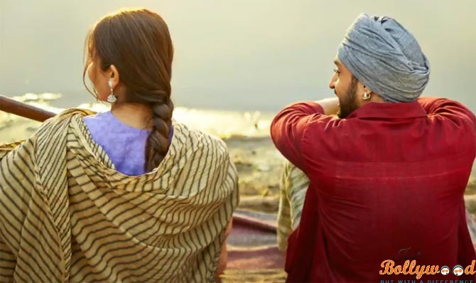 phillauri song Dum Dum