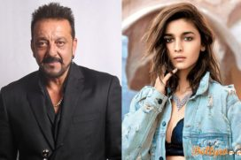 Sanjay Dutt will play Alia Bhatt's father in the sequel to Naam?