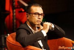 """""""I always wanted to be a singer, not a lyric writer"""", confessed Amitabh Bhattacharya at the 5th Veda session of Whistling Woods International"""