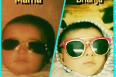 How Cute !! Dishank Arora shares his 'Kaala Chashma' moment.